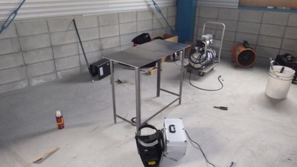 溶接作業台