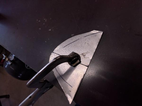アルミ薄板(1mm)