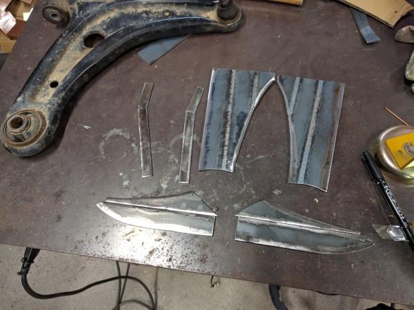 補強用鉄板