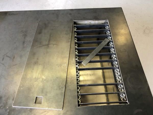 溶接とプラズマ切断兼用作業台